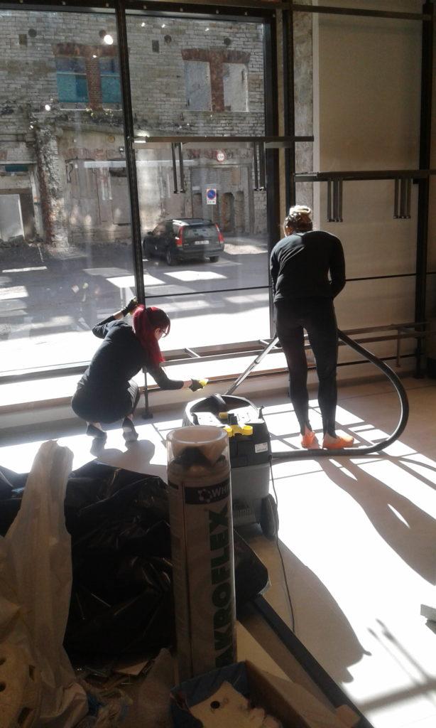 Ehitusjärgne puhastus